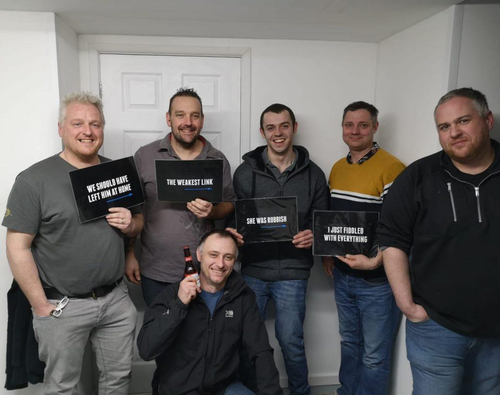 DreadLock Escape Rooms Team